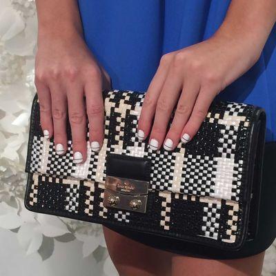Kate Spade New York clutch
