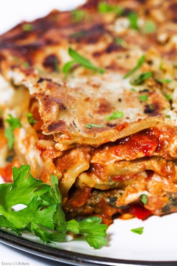 Vegan Recipes For Lasagna