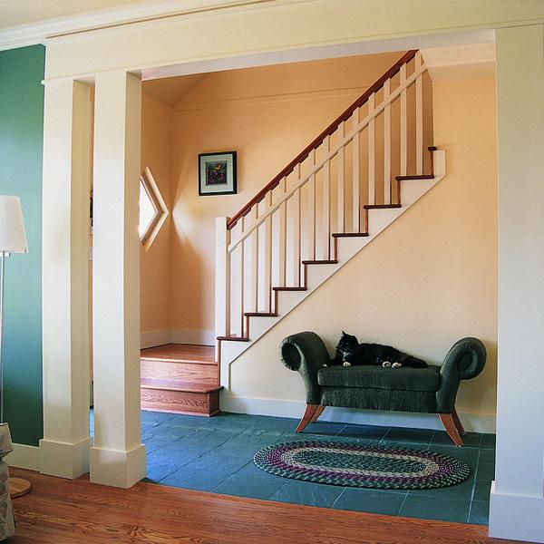 De Que Color Pintar Una Habitacion Con Poca Iluminacion 1920s Home Decor Home House Interior