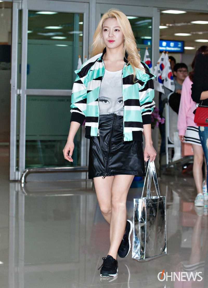 Hyoyeon from GIRLS' GENERATION