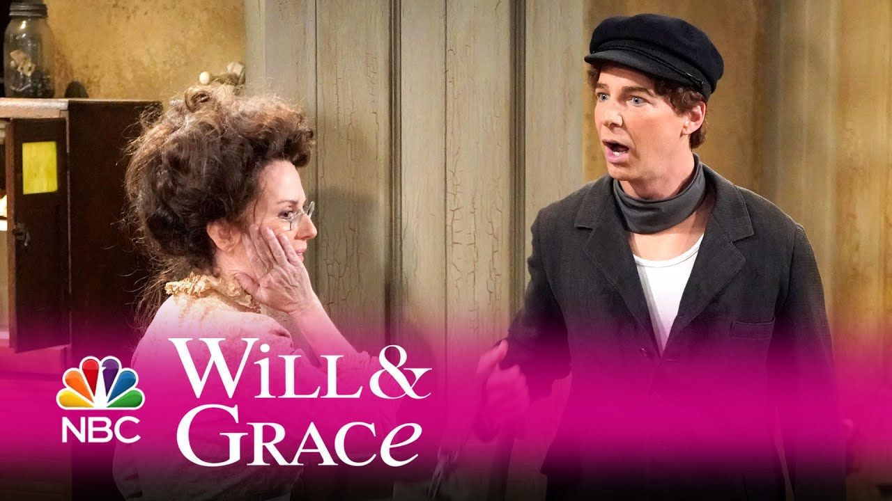 Will & Grace Coming Up A Taste of Christmas in Olde New