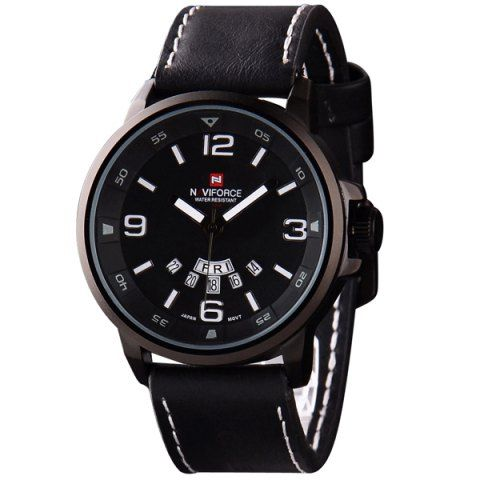 GET $50 NOW   Join RoseGal: Get YOUR $50 NOW!http://www.rosegal.com/men-s-jewelry/naviforce-9028-military-leather-band-quartz-analog-watch-japan-movt-day-date-water-resistant-for-men-460537.html?seid=2275071rg460537