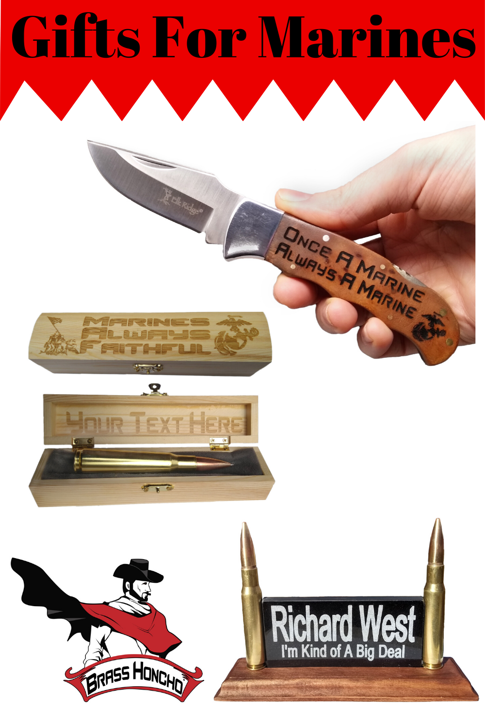 Marine Corps Gifts in 2020 Marine corps gift, Unique