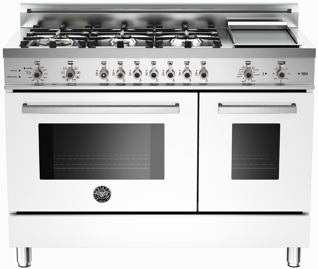 Product Overview Bertazzoni Master Series 48 Quot Stainless