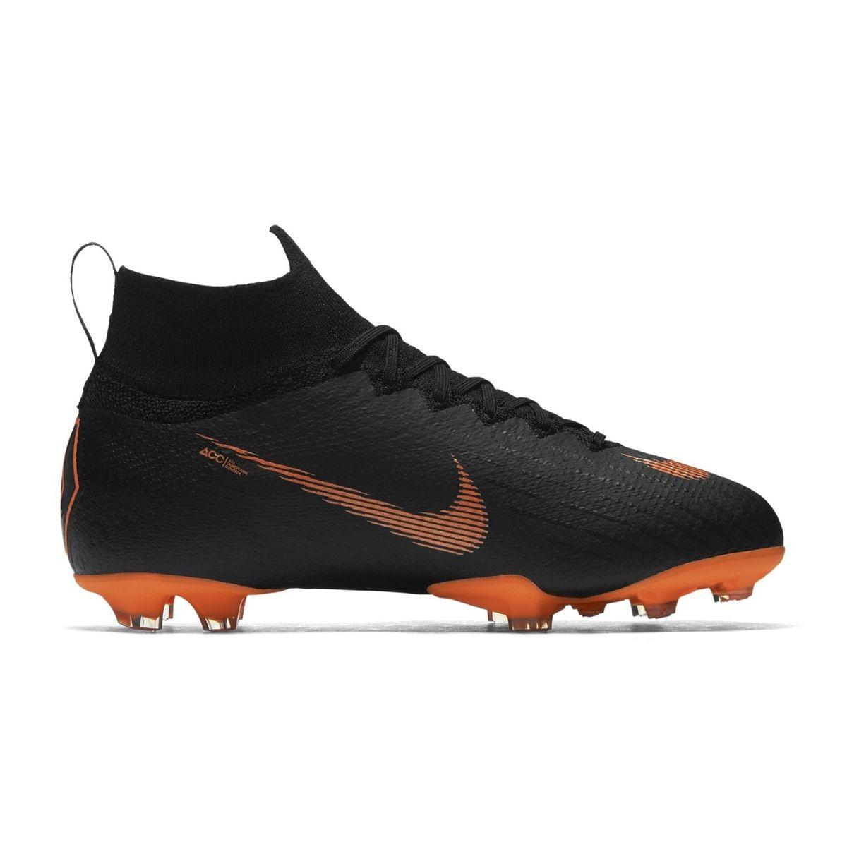 chaussures de foot nike noir