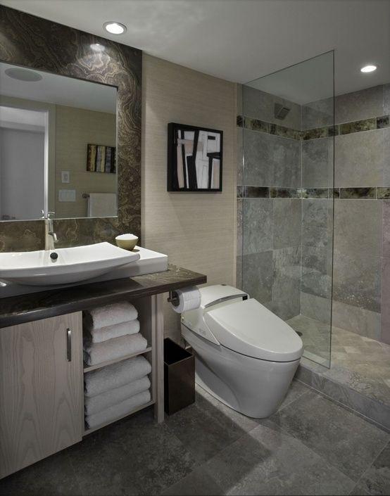 die besten 25 kleine b der ideen auf pinterest kleines bad ideen badezimmerideen und badezimmer. Black Bedroom Furniture Sets. Home Design Ideas