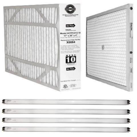 Lennox X8349 Healthy Climate Pureair Maintenance Kit With Insert Merv 11 For Pco 12c In 2020 Locker Storage Air Purifier Air Purifier Reviews