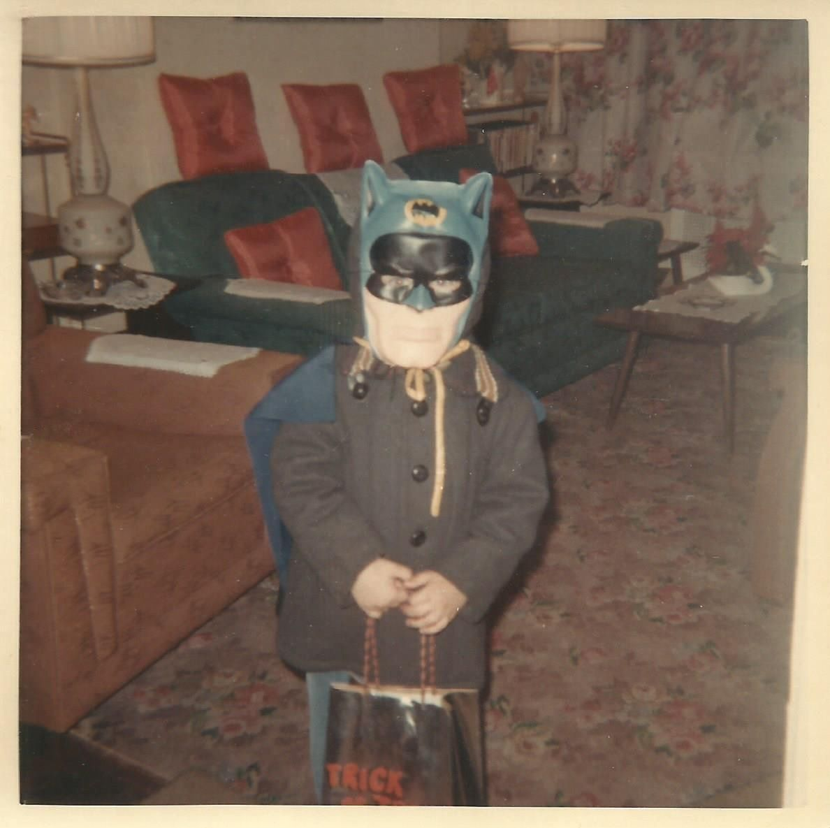 1960s halloween decorations - If Batman Looked Like This There Would Be No Crime In Gotham Scary