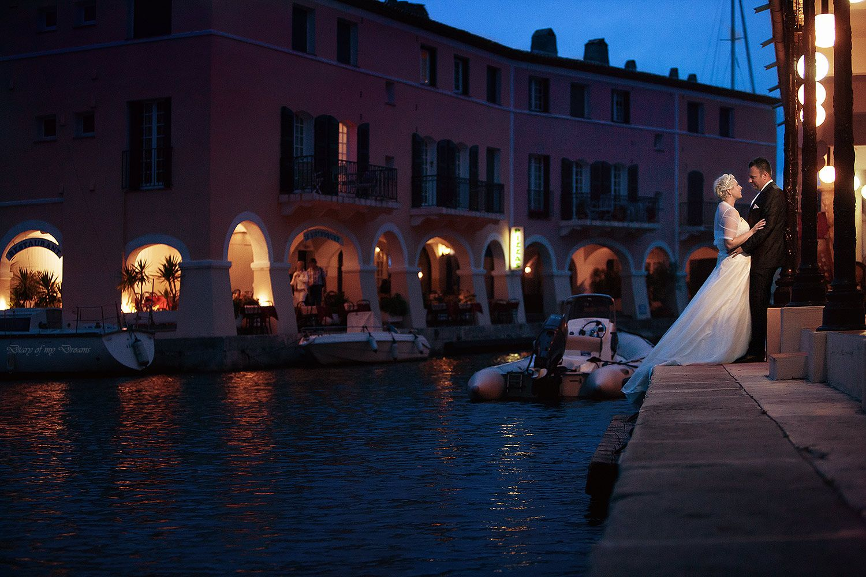 Port Grimaud/ France #portgrimaud #golfesttropez #wedding