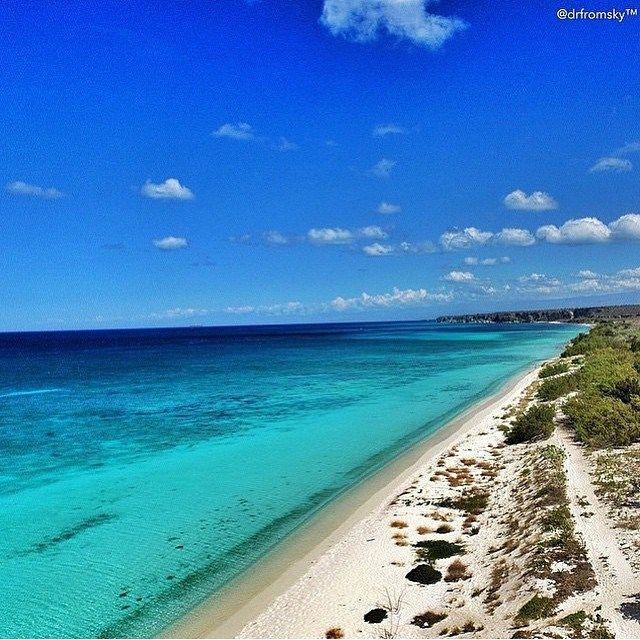 Playa Bahía De Las Águilas, Pedernales, R.D.