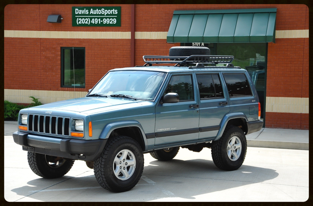 cherokee lifted for built jeep xj sport sale