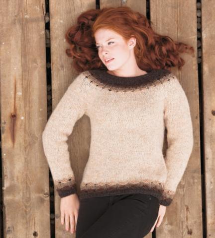Icelandic Kross - knitting kit - - Nordic Store Icelandic