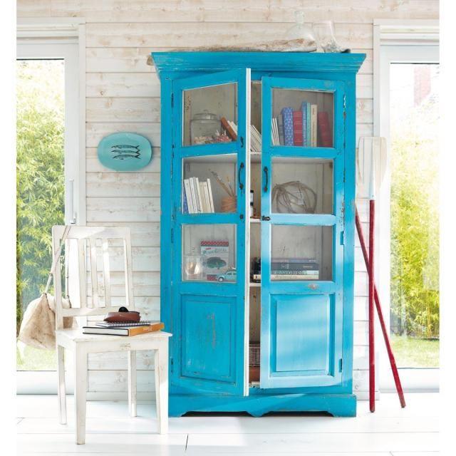 8 Muebles en color turquesa que alegran tu casa | Color turquesa ...