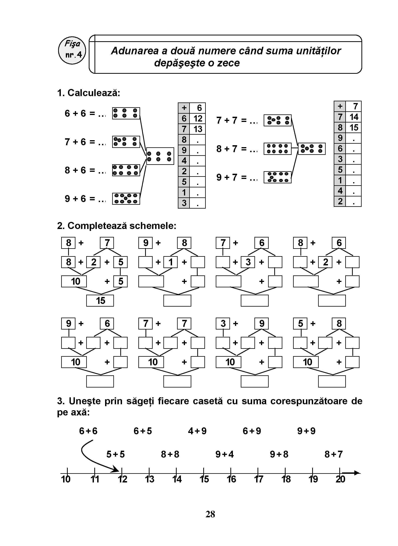 Editura DOR   MŰVELETEK 20-AS SZÁMKÖRBEN   Pinterest   Maths ...