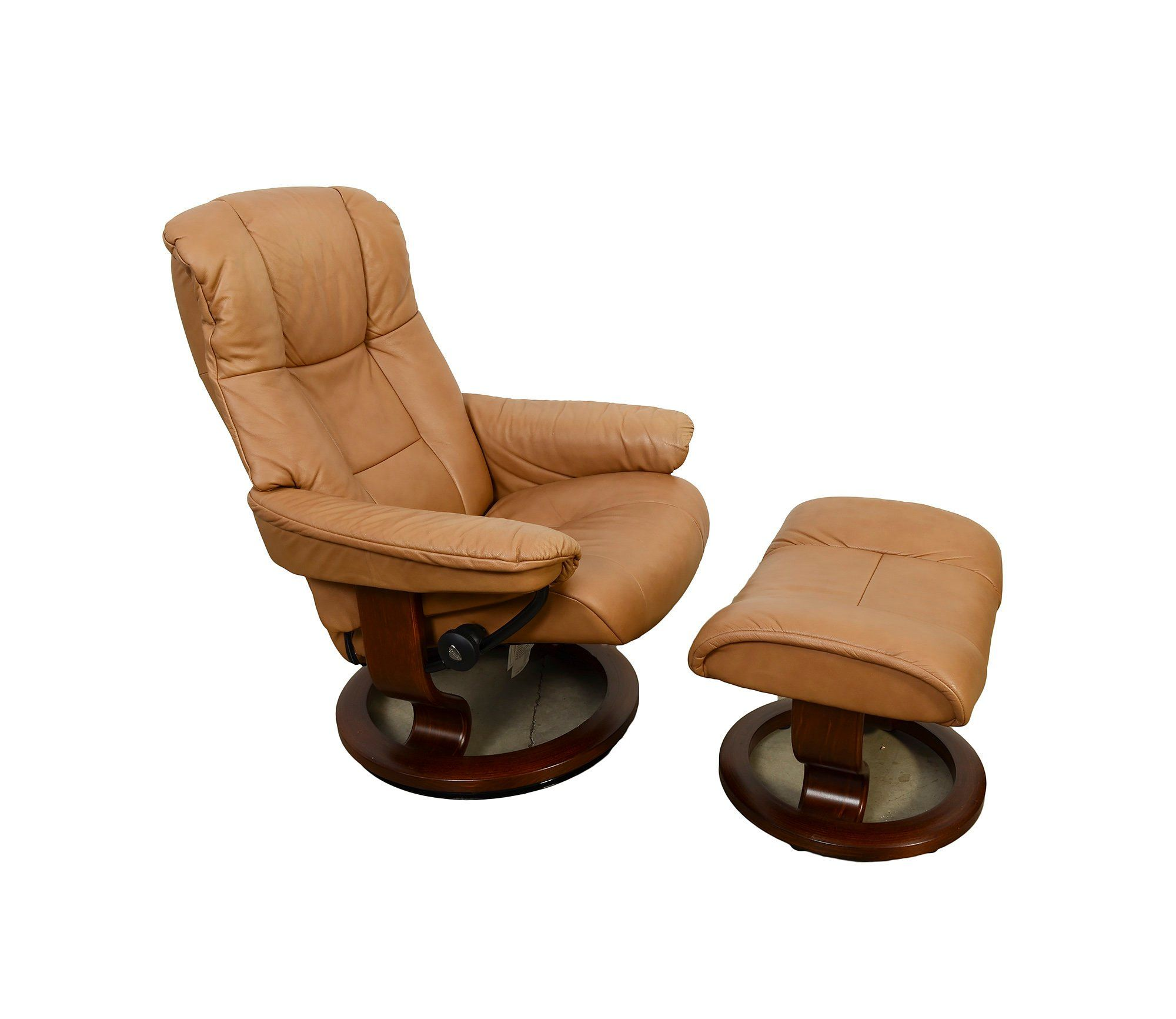 Superb Leather Ekornes Stressless Reclining Chair Ottoman Norway Caraccident5 Cool Chair Designs And Ideas Caraccident5Info