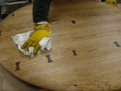 Woodworking How To Repair A Kitchen Table Top With A Dutchman Wood Joi Wood Joints Wood Repair Woodworking Tips