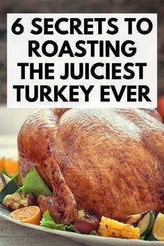 Photo of The Secret Behind Roasting a Juicy Thanksgiving Turkey (6 Quick Tips) – Mommyhooding