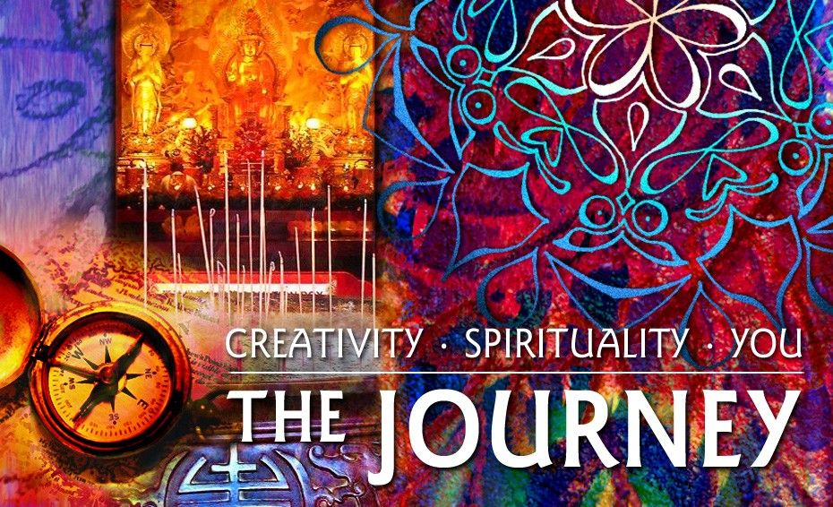 The Journey is a magical retreat to inspire your own personal and professional journey with creativity and spirituality.