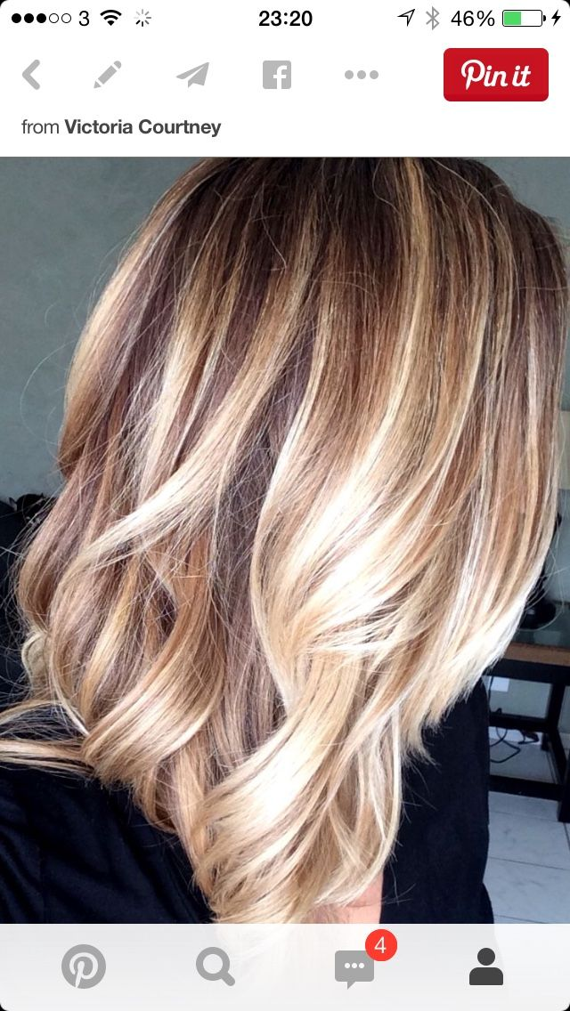 Pin by Cortney McCarter on cute hair | Pinterest | Hair style, Hair ...