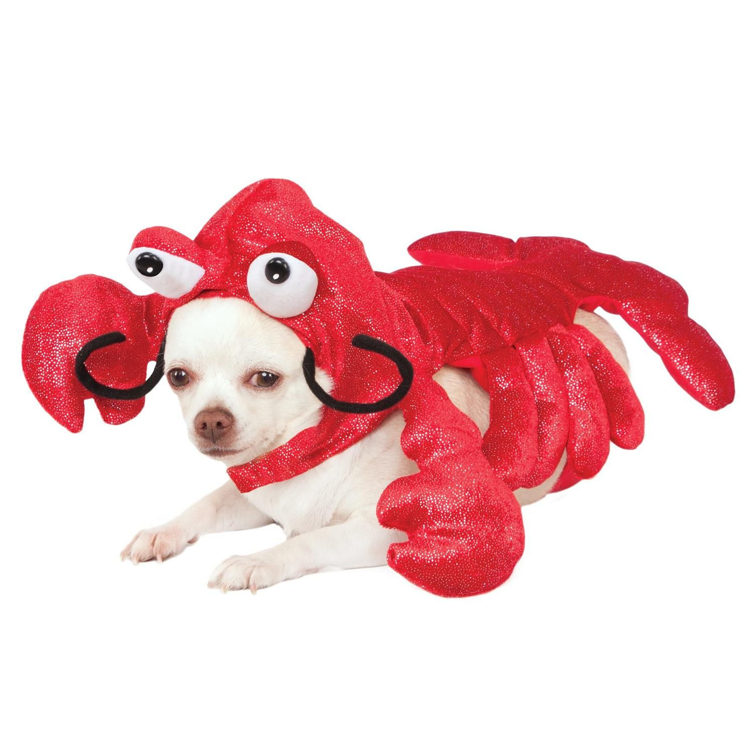 Rubies Mr Claws Lobster Dog Costume In 2020 Pet Costumes Dog Halloween Costumes Dog Costume