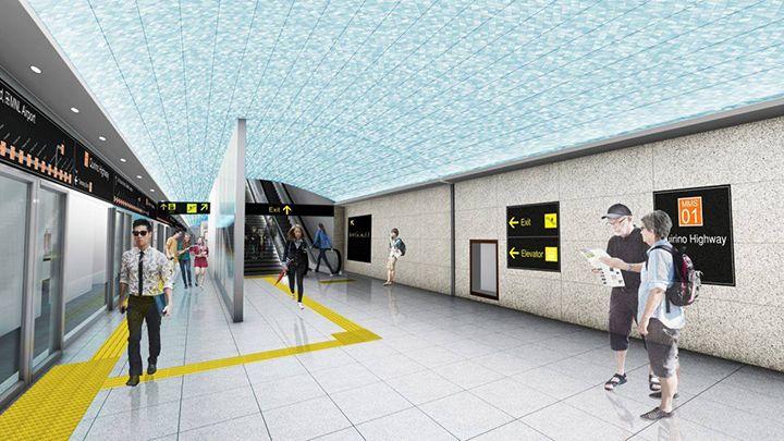 Mega Manila Subway Map.The Metro Manila Subway Project Details Gineersnow