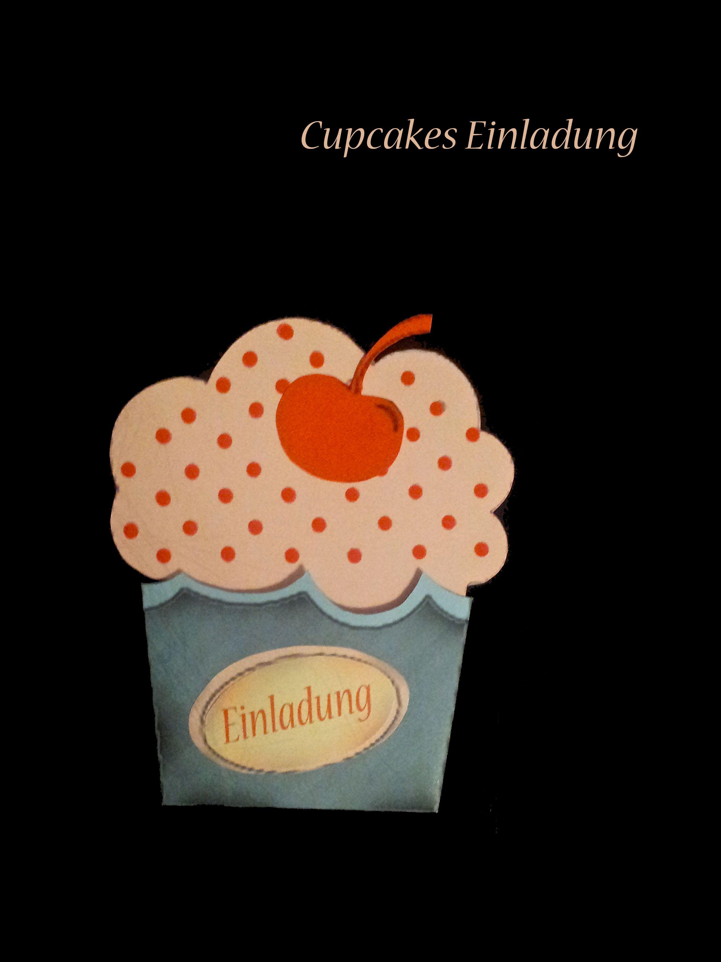 Http://de.dawanda.com/product/51113238 Cupcakes  · EinladungenKartenEinladung  KindergeburtstagDawanda ...