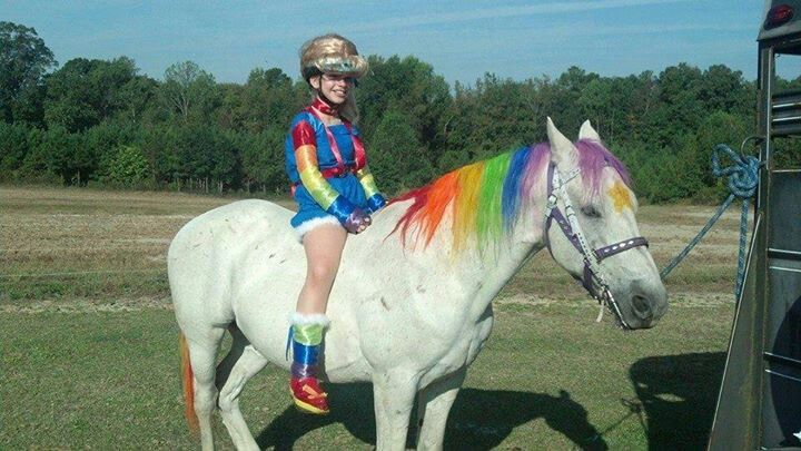 rainbow brite and starlite horse costumes rainbow brite horses horse costumes rainbow brite horses