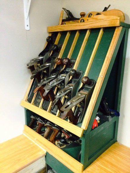 Plane Till Shop In 2019 Workshop Cabinets Woodworking