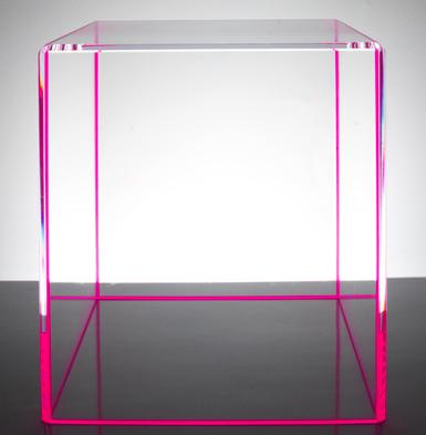 Alexandra Von Furstenbergu0027s Plexiglass Furniture