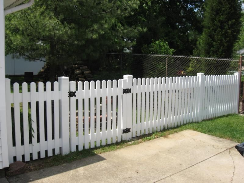 Products Wood Picket Fence Dog Ear Fence Picket Fence