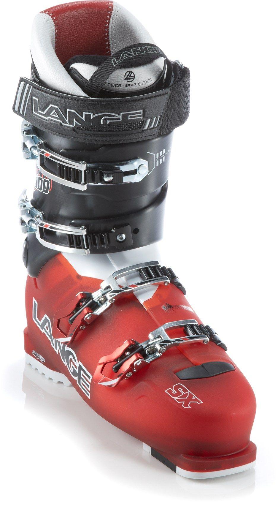 Lange Sx 100 Ski Boots Men S 2013 2014 Rei Co Op Ski Boots Boots Men Boots