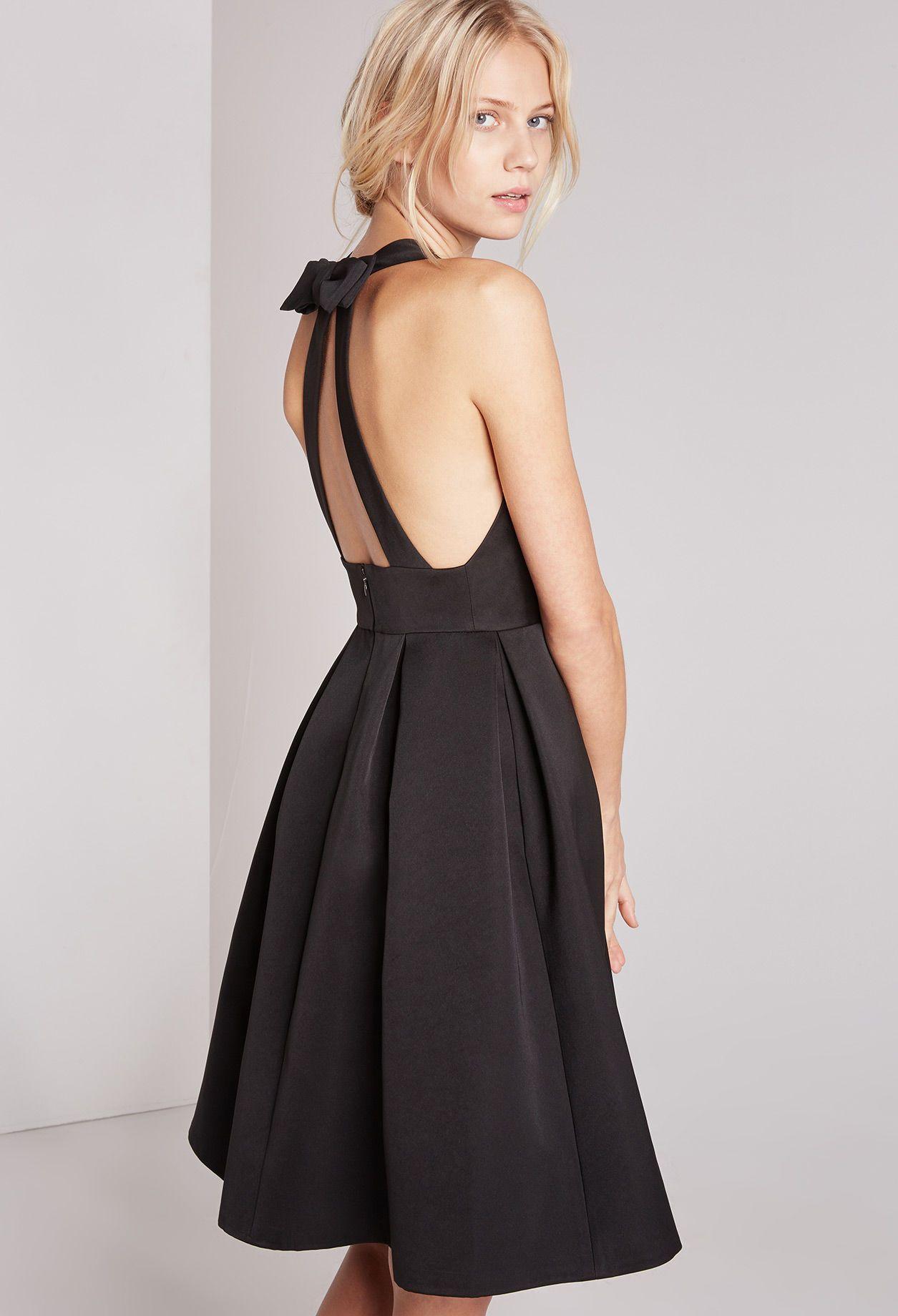 Petite Robe La Robes Fêtes De Noire Tenue Mode Robe Pour dxwzqf7cvz