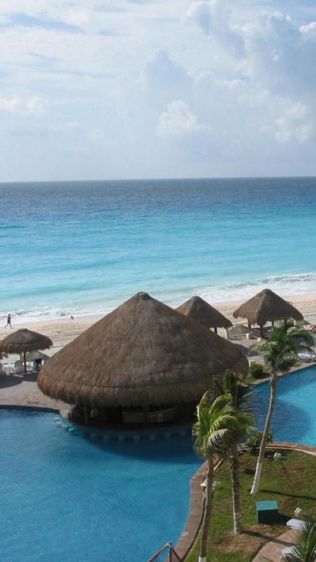 Resort, Cancun, Mexico,- Got Engaged On That Exact Beach
