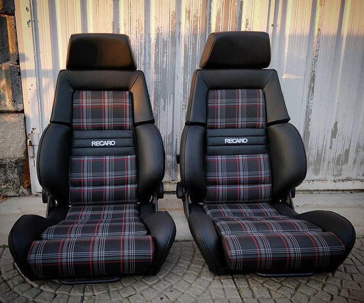 Mk2 Seats Vw Pinterest Vw Golf And Mk1