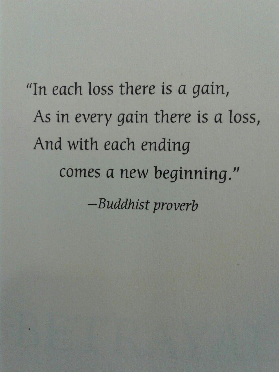 Endings And Beginnings In Tarot: Gains And Losses, Beginnings And Endings