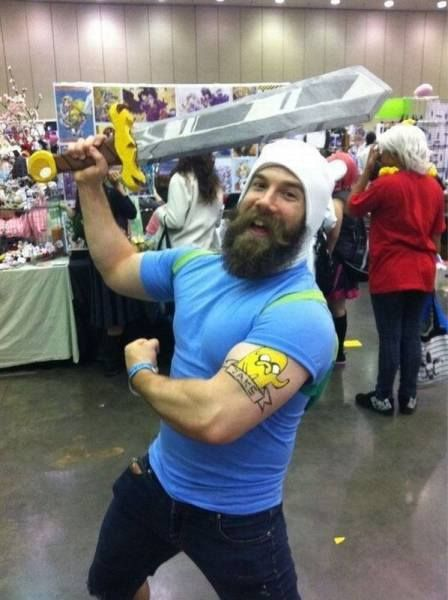 Explore Adventure Time Cosplay and more!  sc 1 st  Pinterest & stay mighty my friends. see you tomorrow.Gloriau0027s funkadelic ...
