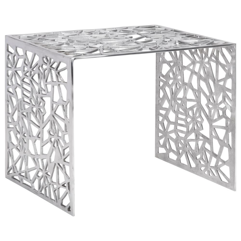 Pin By Product Bureau On Tables Coffee Side: Cut-out Metal Nesting Table