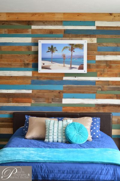 47 Of The Best Ways To Use DIY Headboards To Create The Room Of Your Dreams  | Pinterest