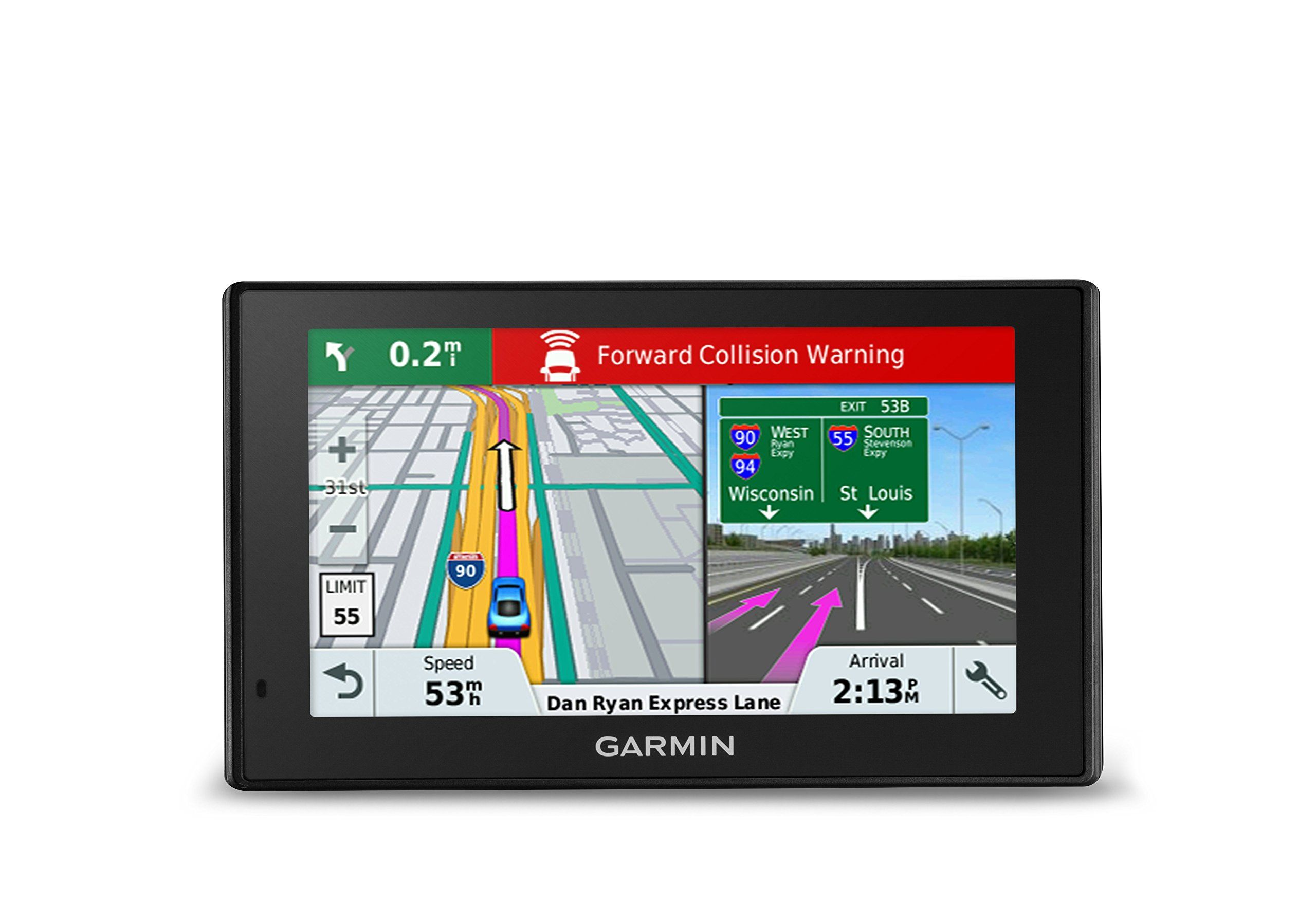 Garmin DriveAssist 51 NA LMT-S w/Lifetime Maps/Traffic, Dash
