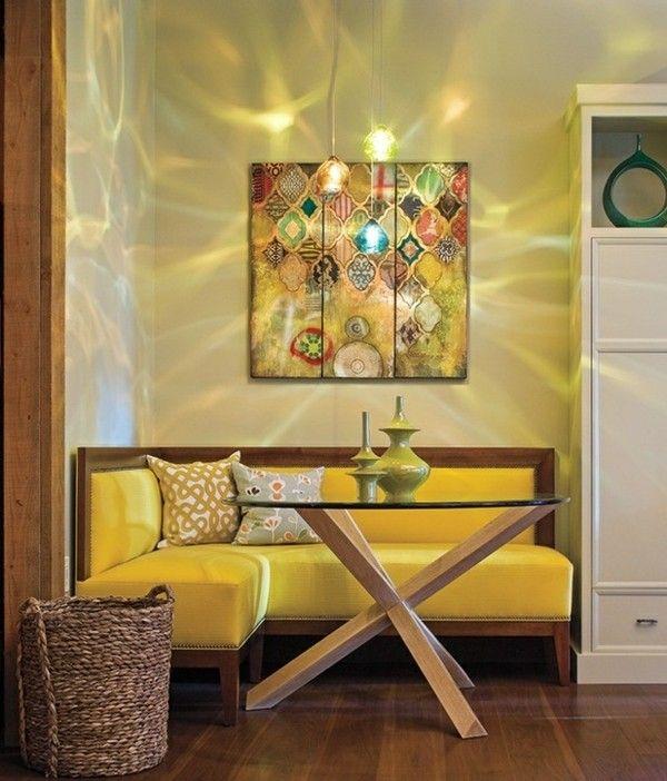 100 wohnideen für esszimmer - design, tischdeko und essplatz im, Esszimmer