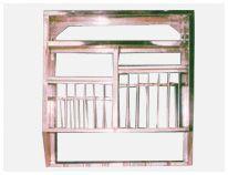 Stainless Steel Plate Rack & Stainless Steel Plate Rack | someday home | Pinterest | Steel plate ...