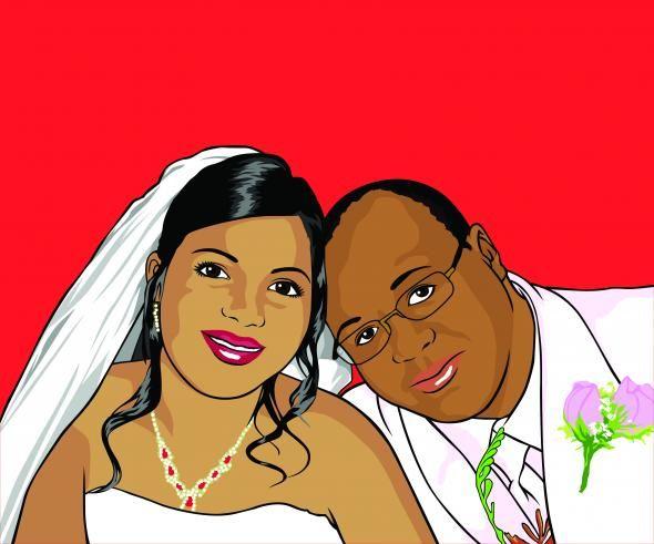 Pop Art Wedding Ideas | fun ways to incorporate it into your big day #weddingideas #popart #wedding