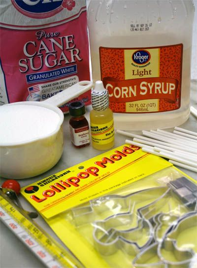How To Make Candy Suckers   How to make suckers   Skip To My Lou