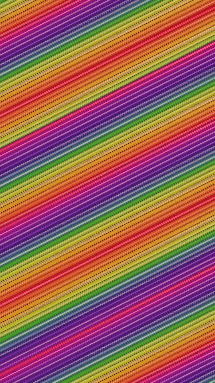 Download wallpaper 720x1280 stripes, lines, multicolored, obliquely samsung galaxy mini s3, s5, neo, alpha, sony xperia compact z1, z2, z3, asus zenfone hd background