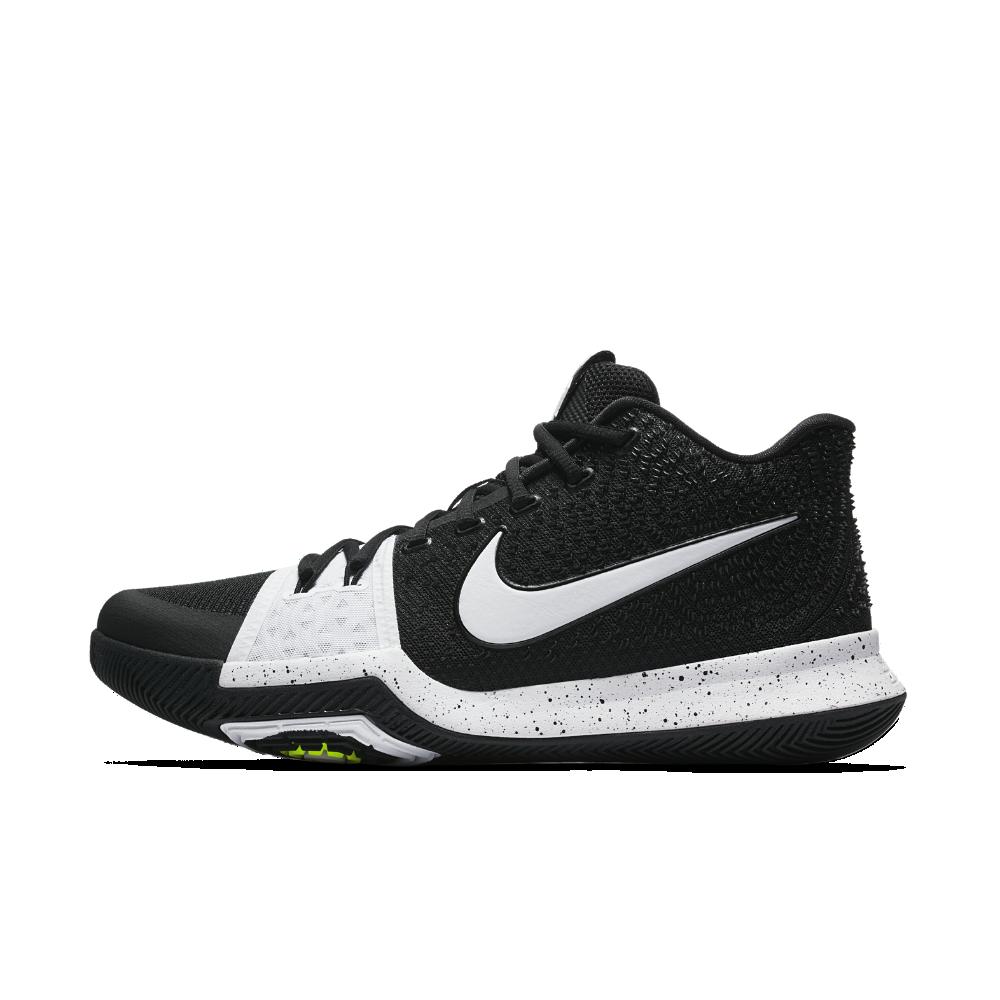 new arrival 3b8f0 46a86 Nike Kyrie 3 TB Men's Basketball Shoe Size 12.5 (Black ...