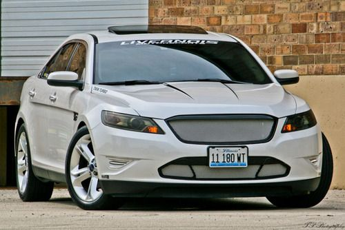 Mike S 2010 Taurus Sho Livernois Motorsports Blog Ford Taurus
