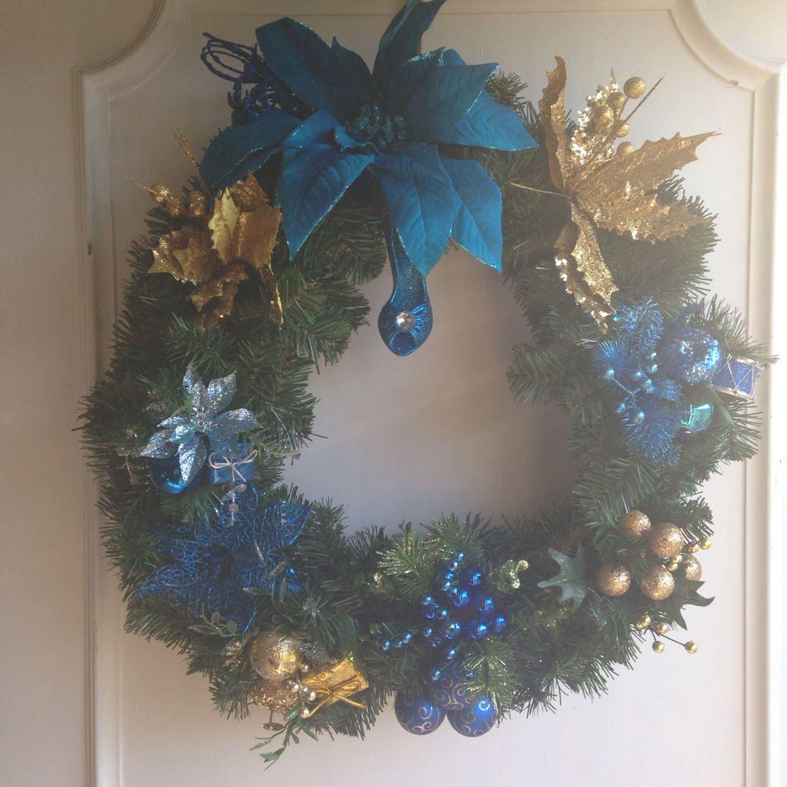 2014 Christmas wreath