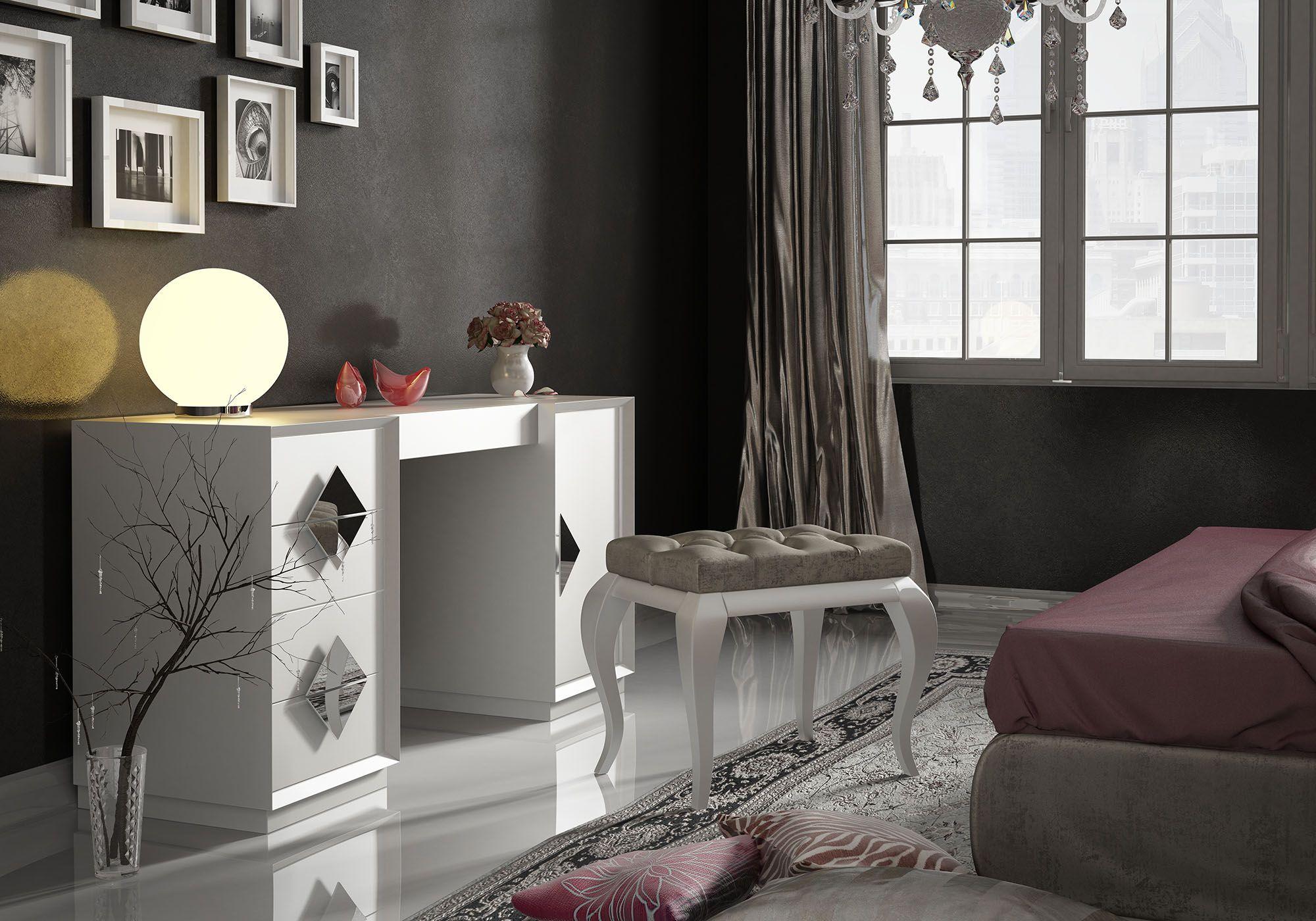Coqueta Coquetas Pinterest Muebles Hogar Tocador Y Exquisito # Muebles Tocadores Modernos