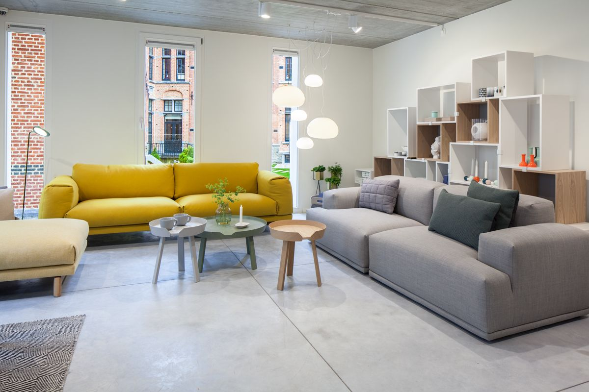 Muuto Rest Sofa : Muuto shop interieurkabinet rest en connect redecorating
