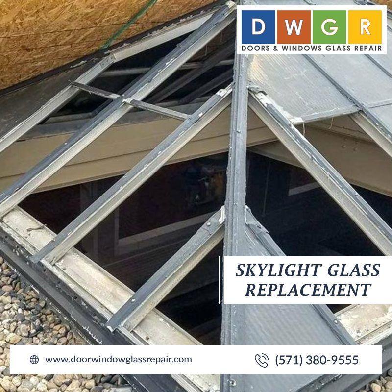 Skylight Glass Replacement Glassrepair Doors And Windows Glass